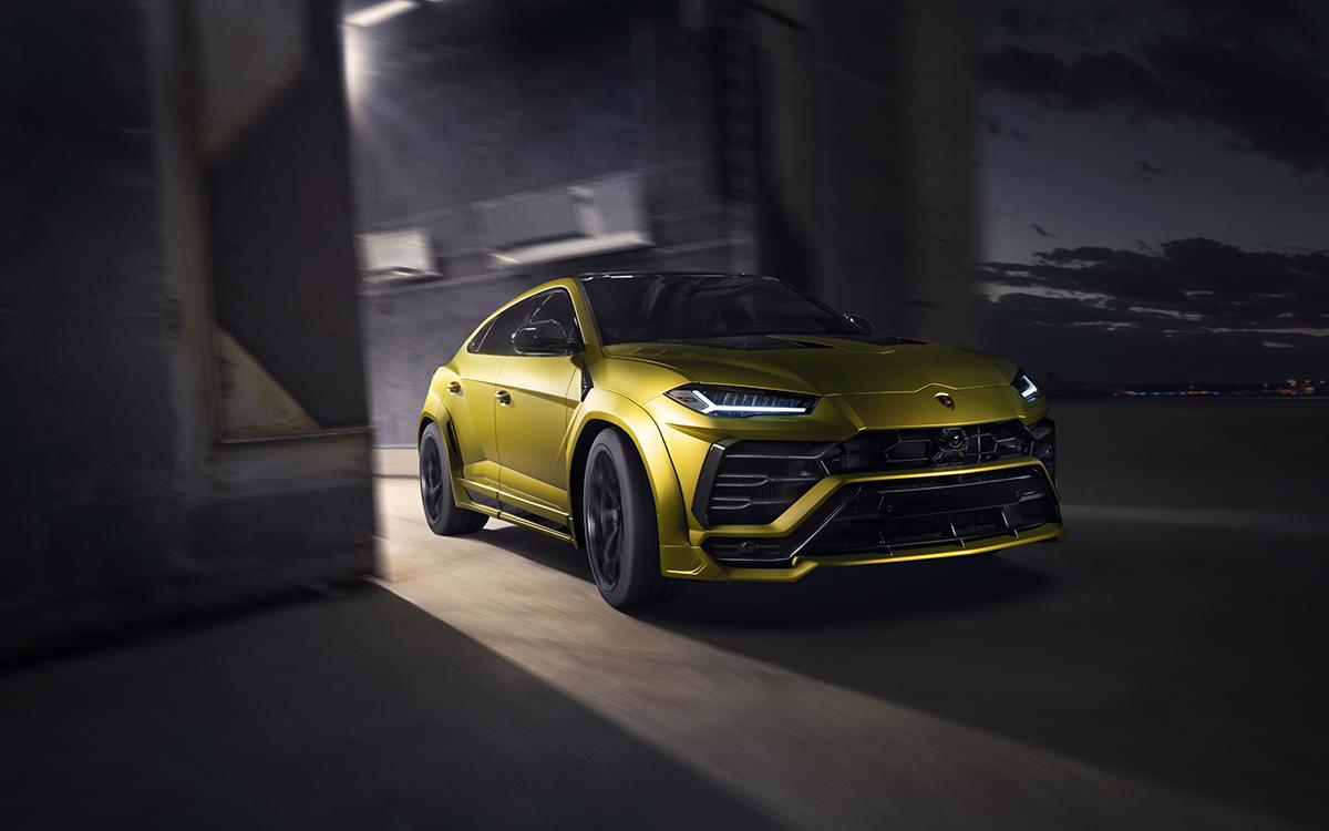 Lamborghini Ururs Novitec