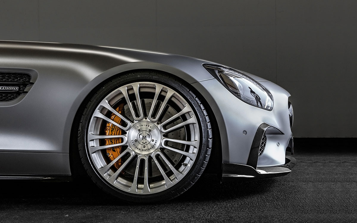 Mercedes-AMG GT by Luethen Motorsport