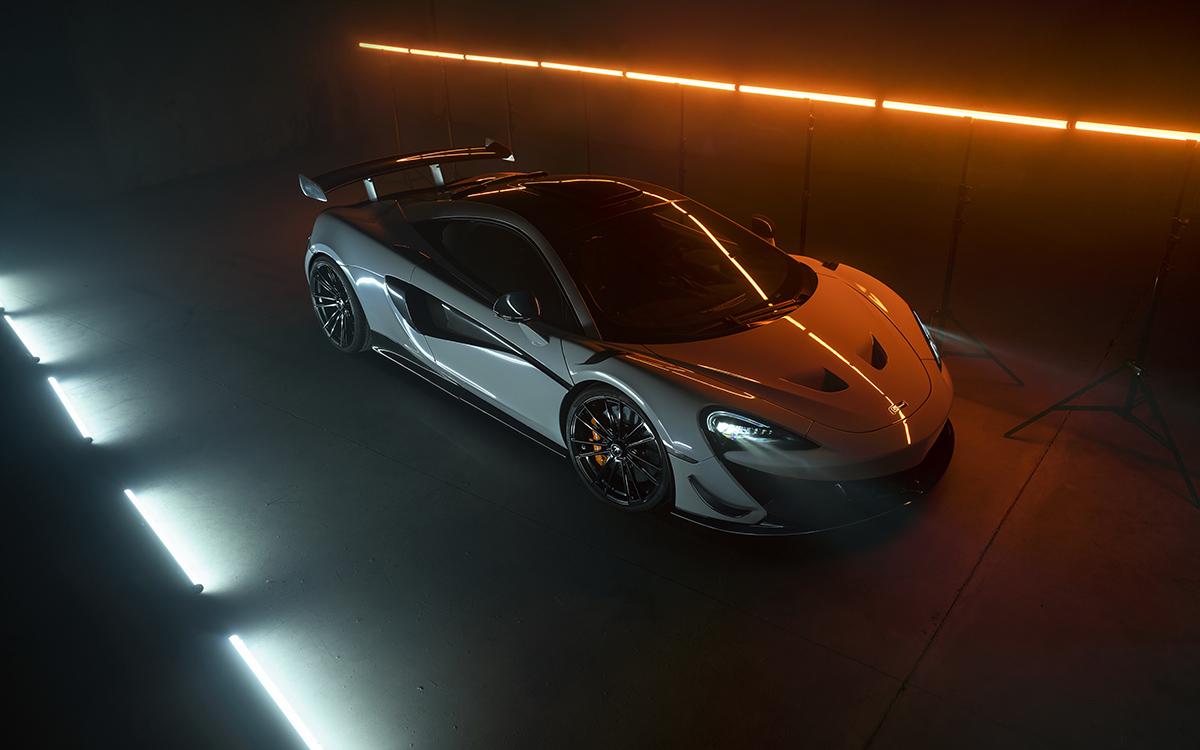 NOVITEC McLaren 620R Racecar