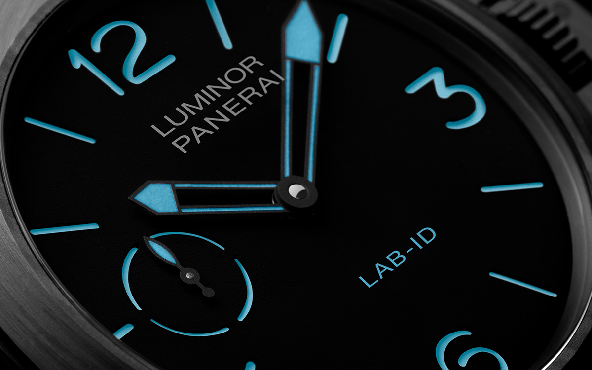 Panerai Lab ID Luminor 1950 Carbotech 3 Days