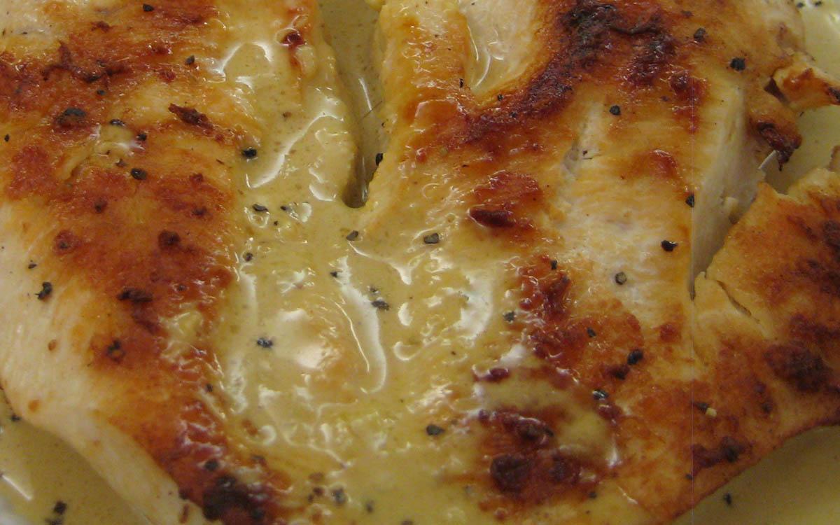 Pechugas de Pollo a la Crema