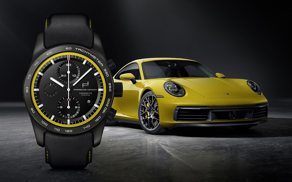 Porsche Design ITC