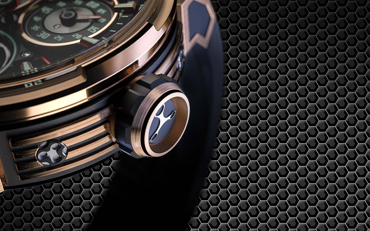 Rebellion Predator 2.0 Tourbillon