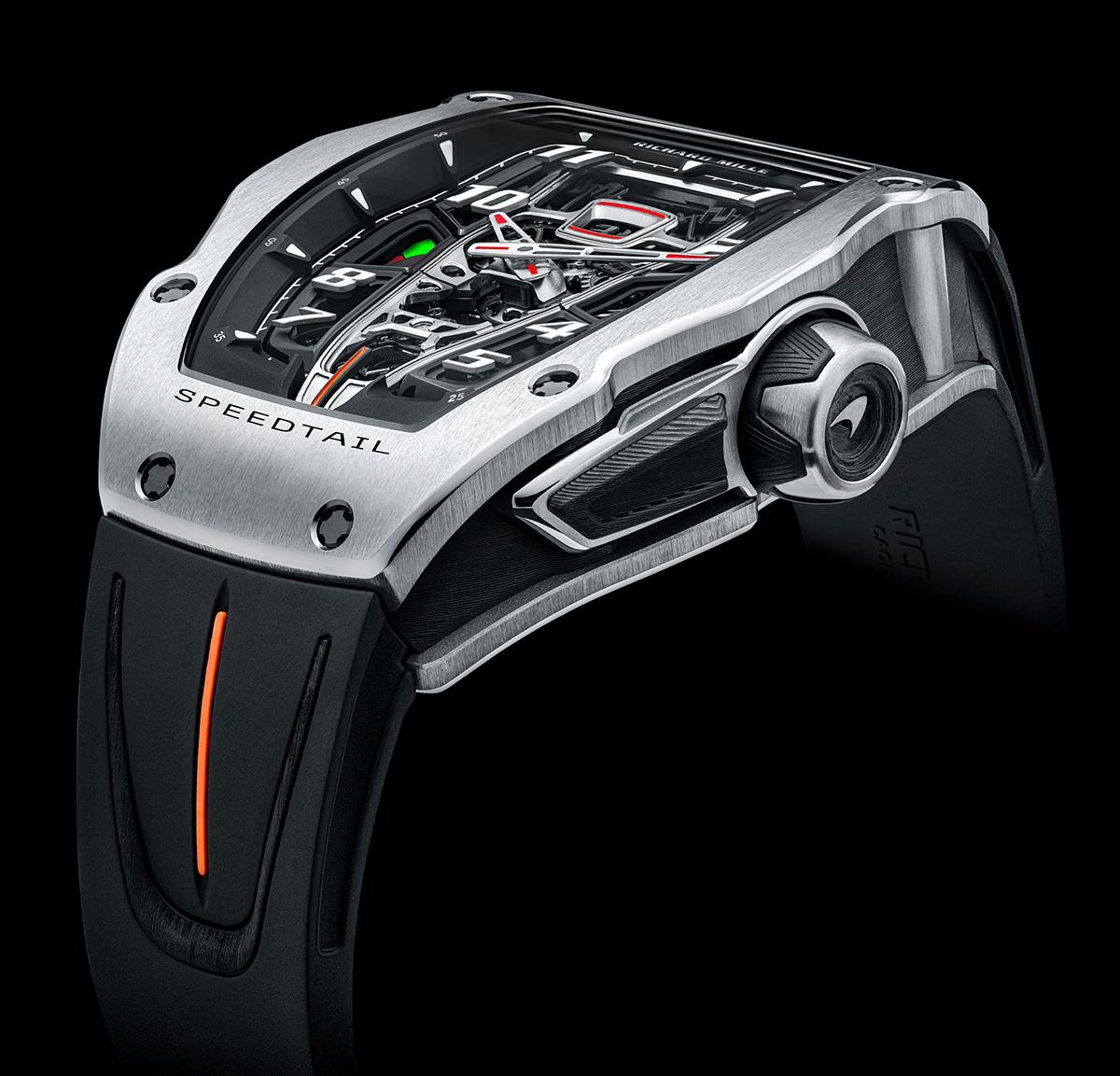 Richard Mille RM 40-01 McLaren Speedtail
