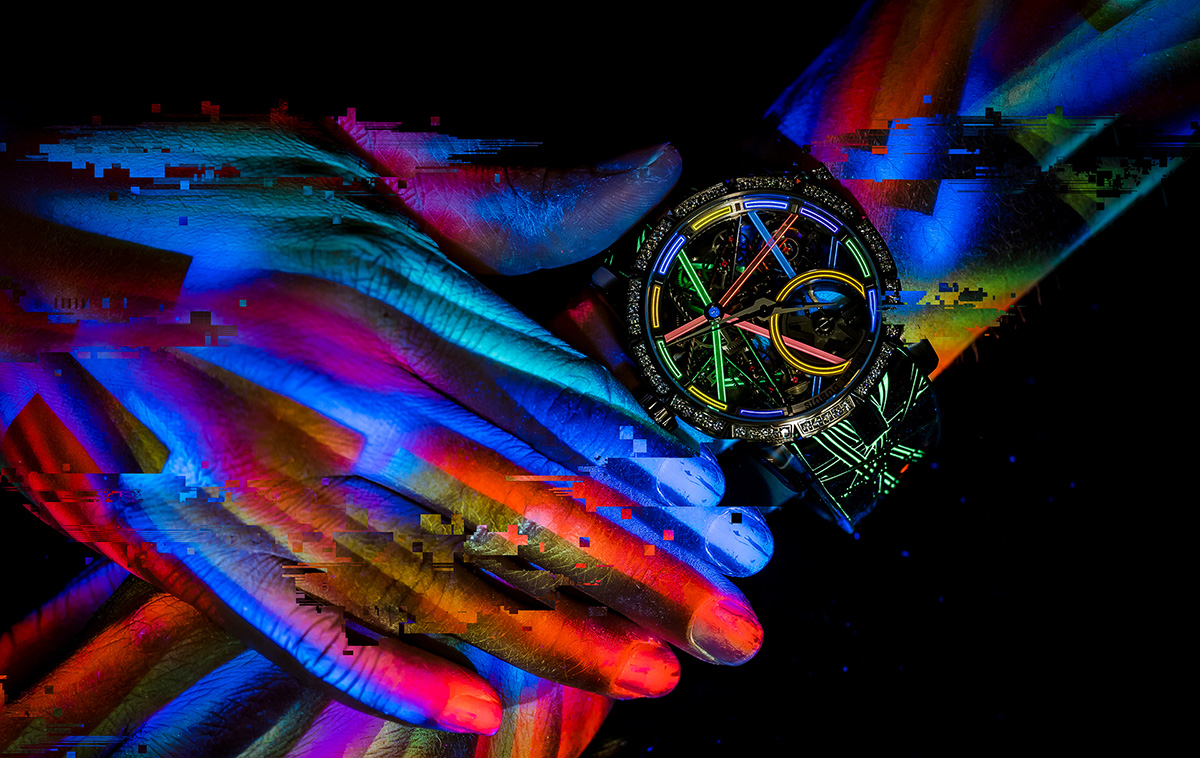 Roger Dubuis Excalibur Blacklight
