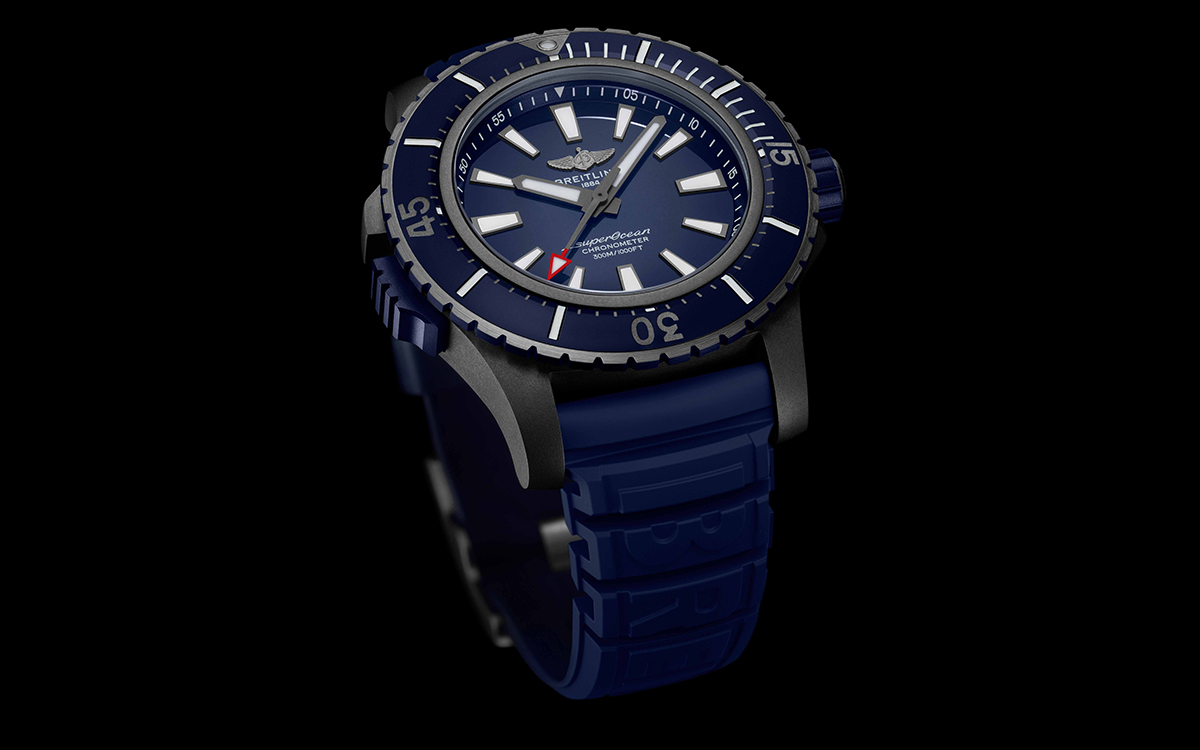 Breitling Superocean Automatic Collection
