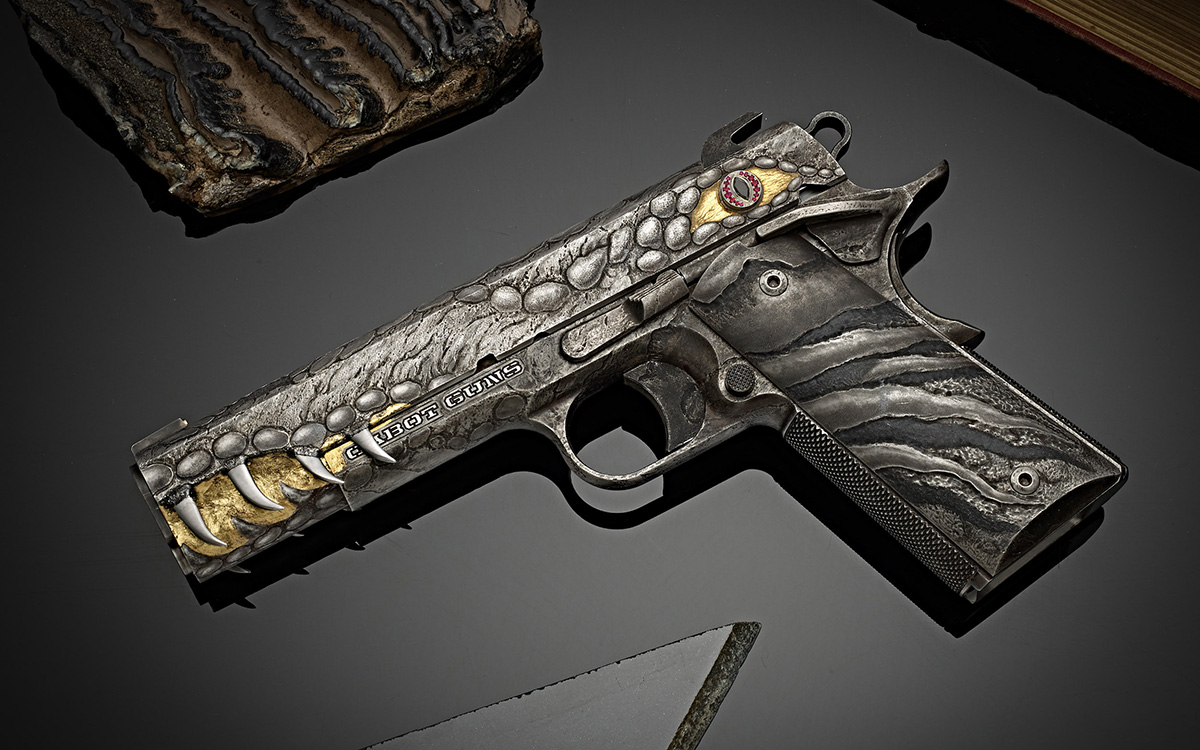 The Dragon Fire Pistol