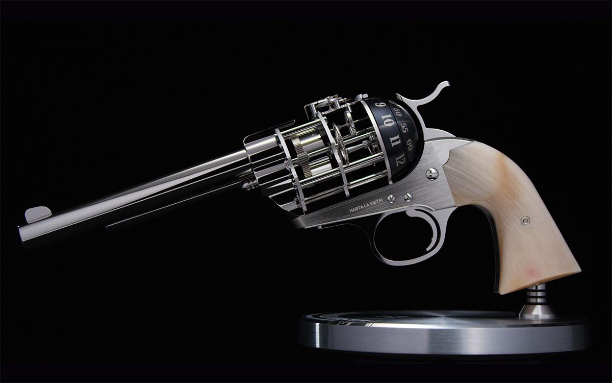 The Unnamed Society Pistol