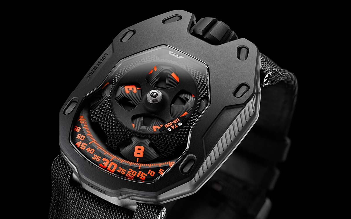 URWERK Clockwork Orange