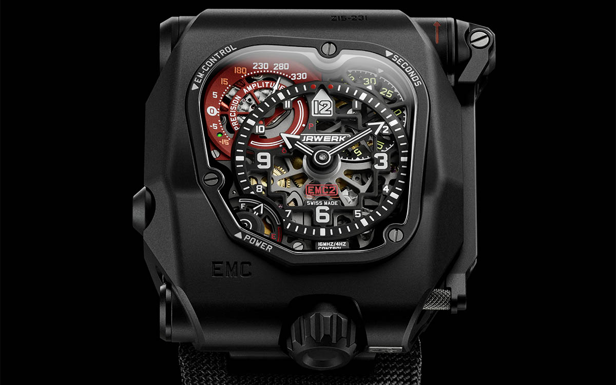 URWERK Time Hunter X-Ray