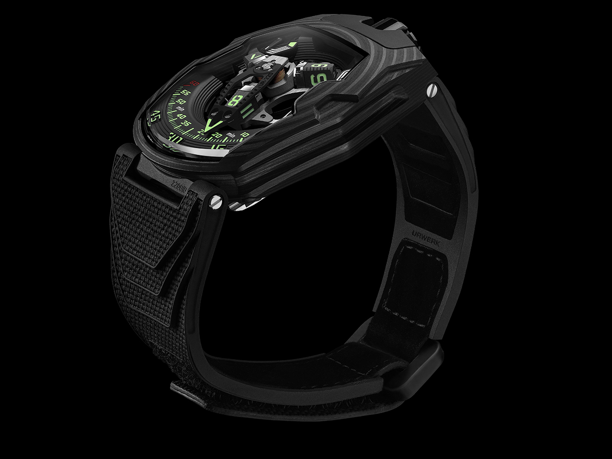 URWERK UR-220 Falcon Project