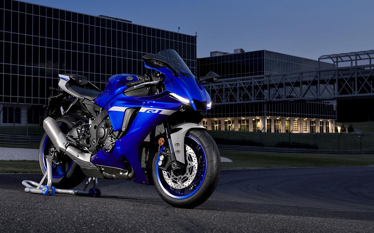 Yamaha YZF-R1/M