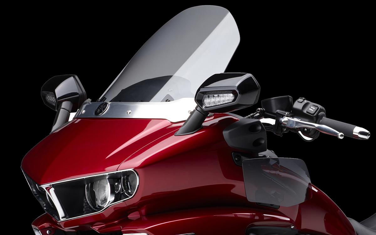 Yamaha Star Venture Cruiser