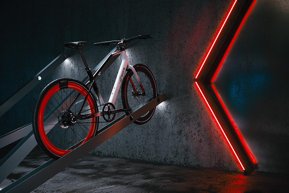 MV AGUSTA AMO e-bikes