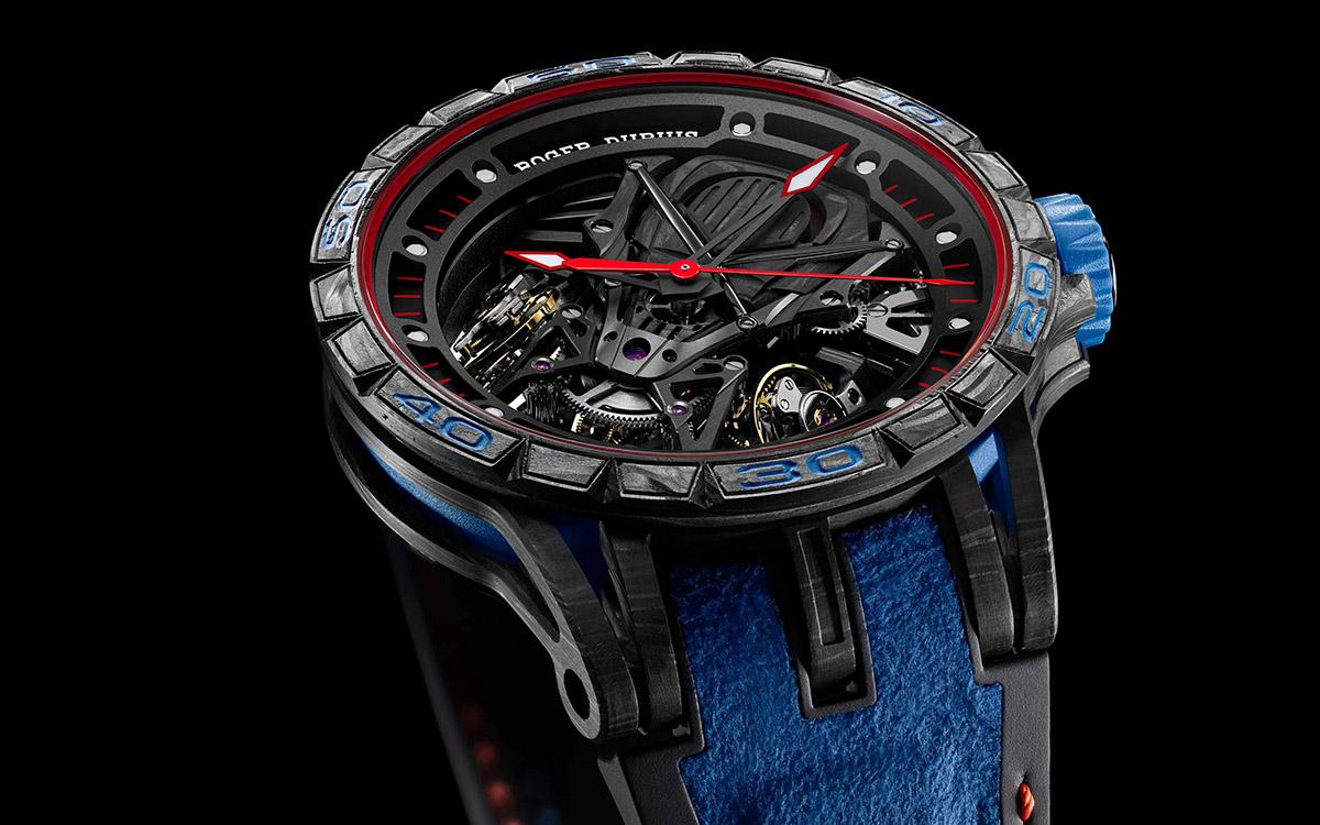 Roger Dubuis Excalibur Aventador / Spider Pirelli