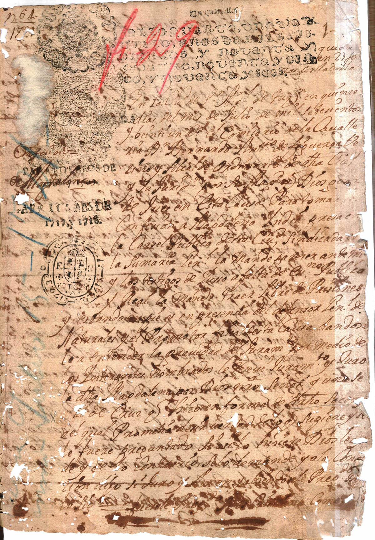 A 300 años de una cacería de brujas en Tucumán