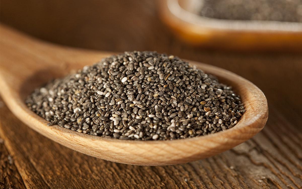 Razones para comer semillas de chía