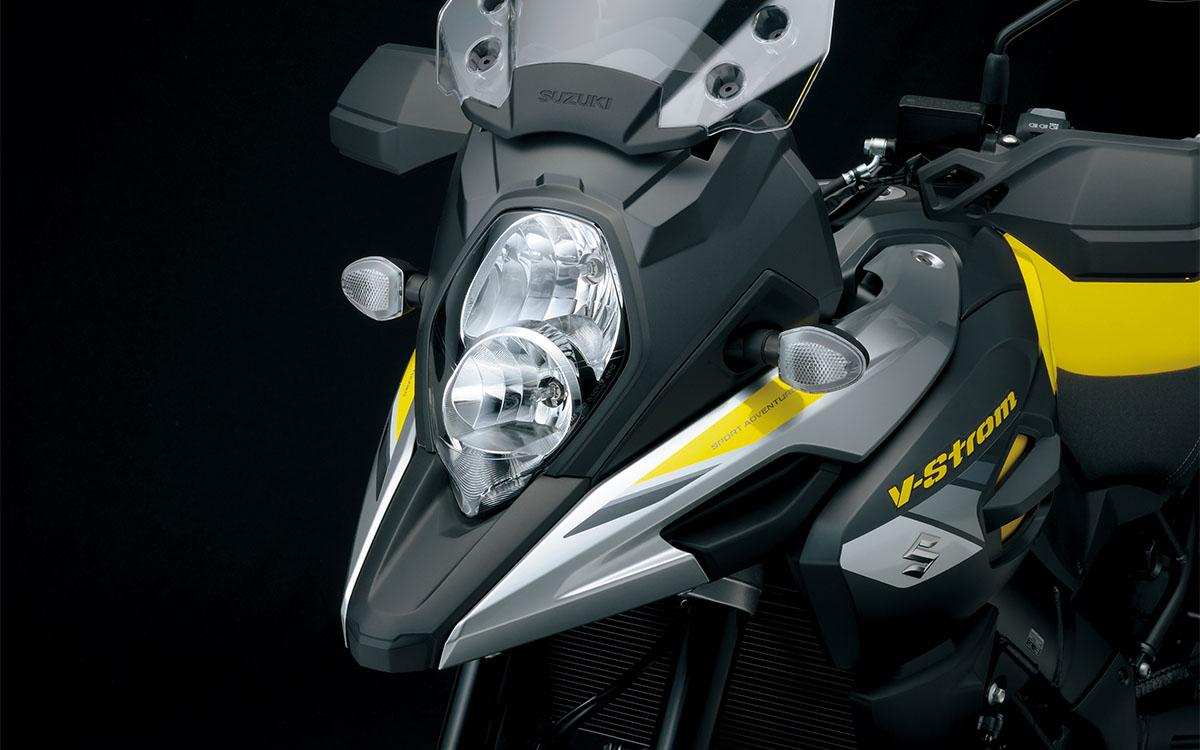 Suzuki V-Strom 1000 & 650 - 2017