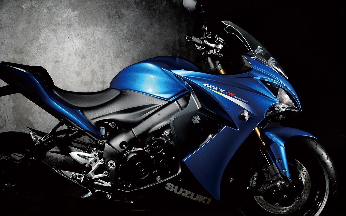 Suzuki GSX-S1000/F