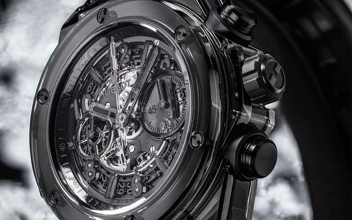 Hublot Big Bang Unico Sapphire All-Black