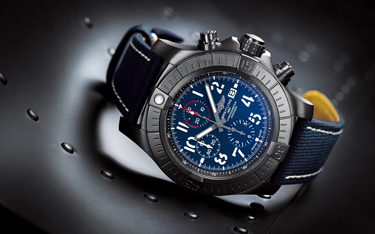 Breitling Avenger Collection