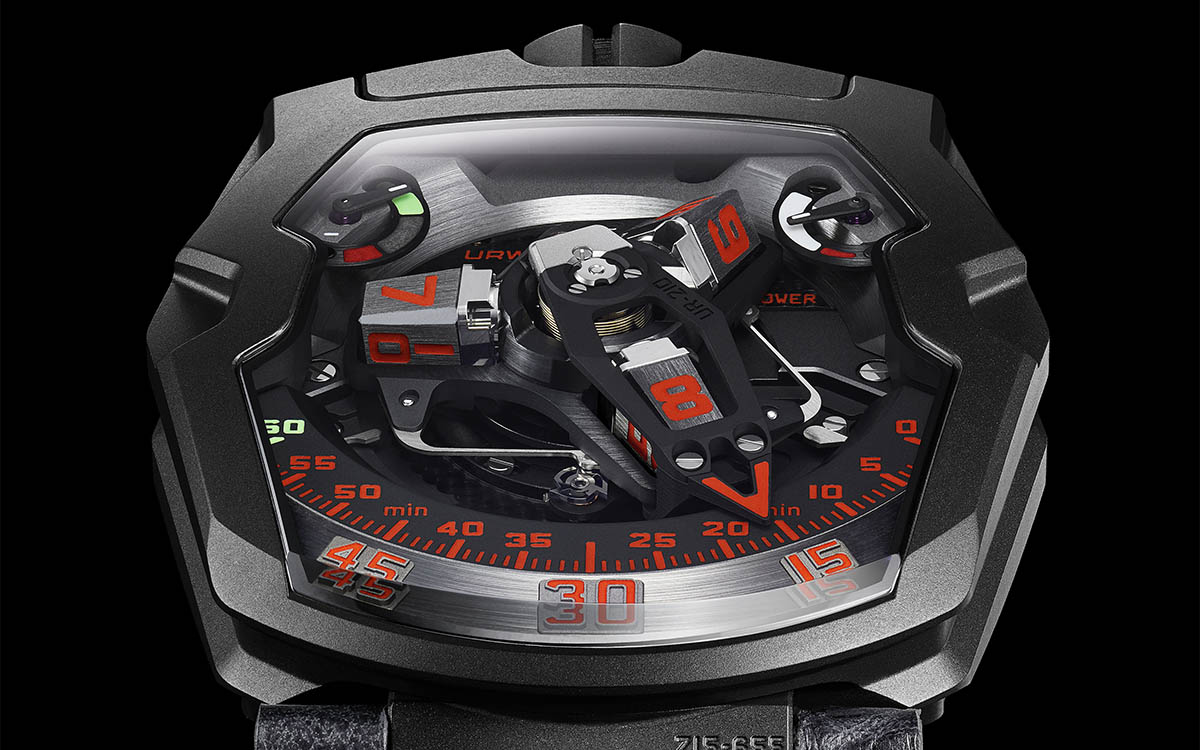URWERK UR-210 Final
